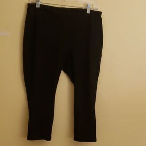 Gap fit yoga capris